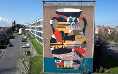 Agostino Iacurci's Murals