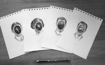 Drawings by Juan Osorno