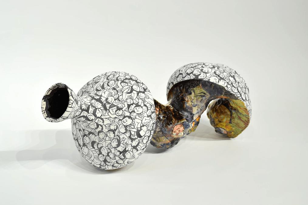 Ceramics by En Iwamura
