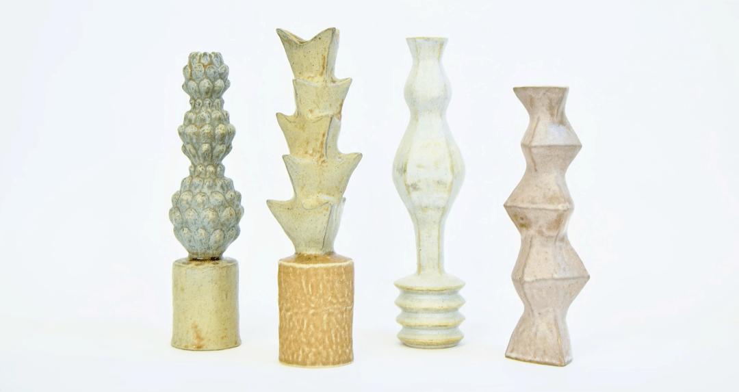 Ceramics by Chinoko Sakamoto