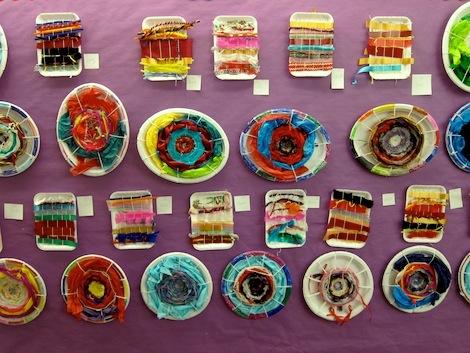 Weaving Display