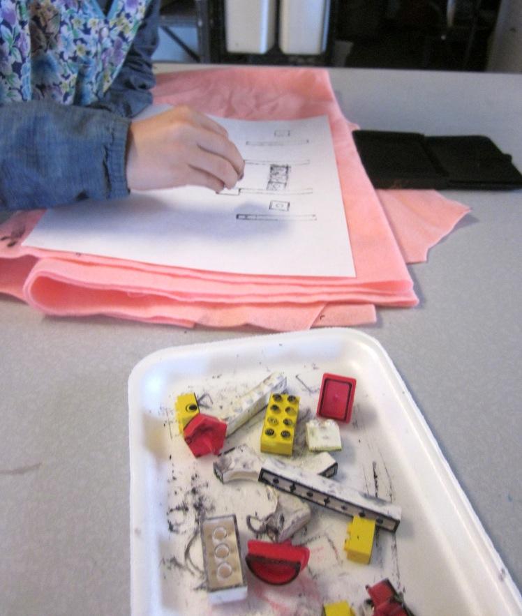 Lego printing