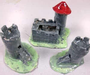 Building Castles from Clay (5th and 6th grade)