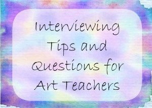 interviewing tips for teachers