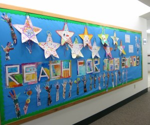 Reach for the Stars – Back to School Bulletin Board