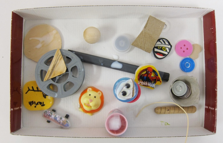 Materials for an Assemblage