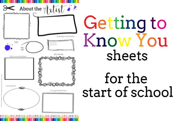 Getting to Know You blog pic