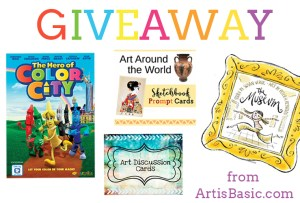 Big Fun Art Teacher Giveaway