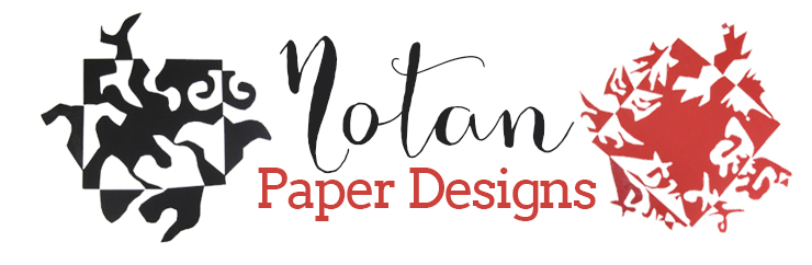 Notan Paper Designs