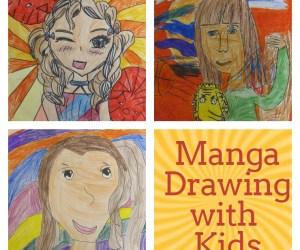 Manga Drawing with Kids