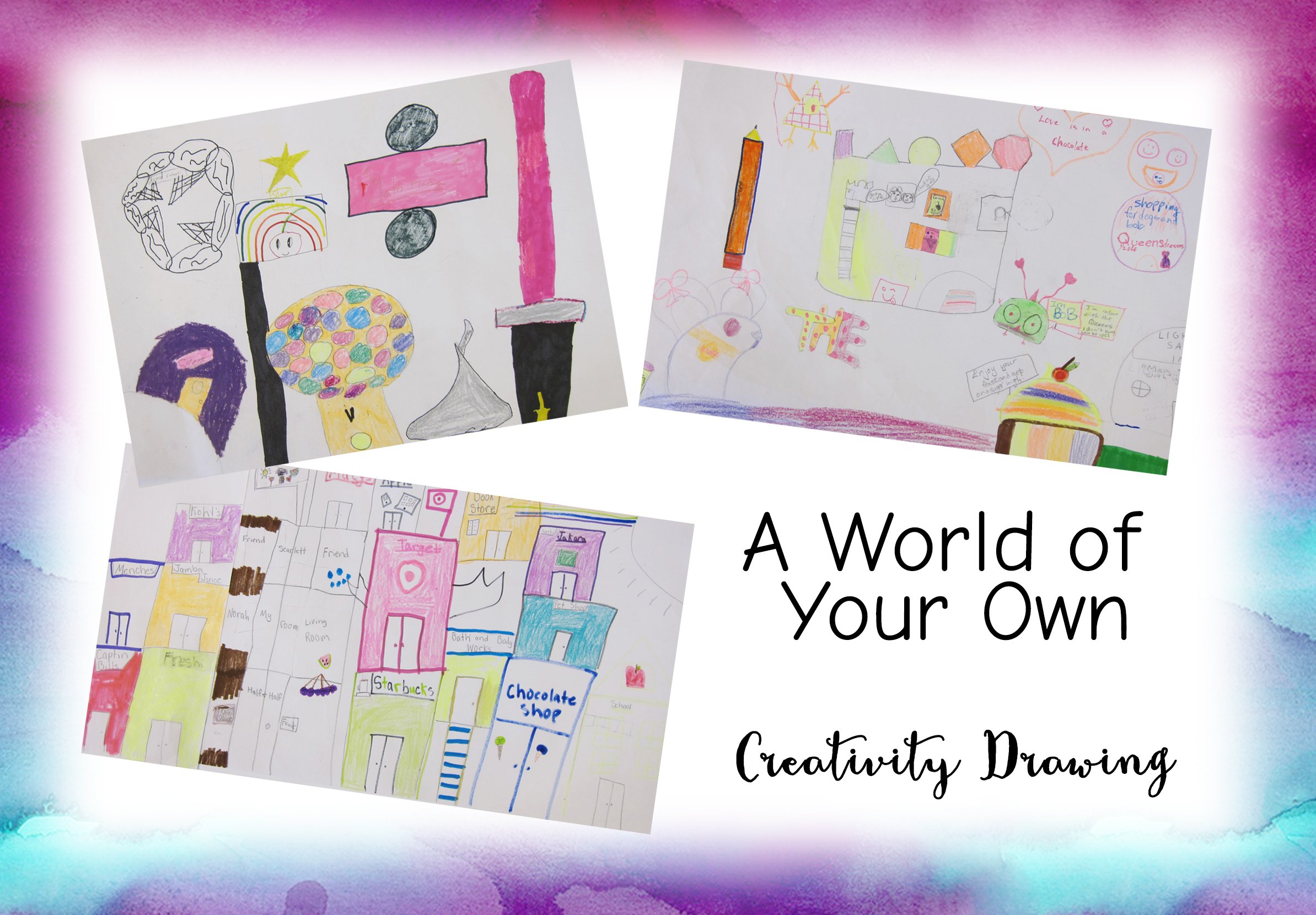 Art Sub Lessons World Of Your Own Creativity Drawing
