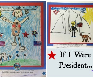If I Were President… by Kindergarten