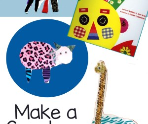 MAKE A CREATURE COLLAGE