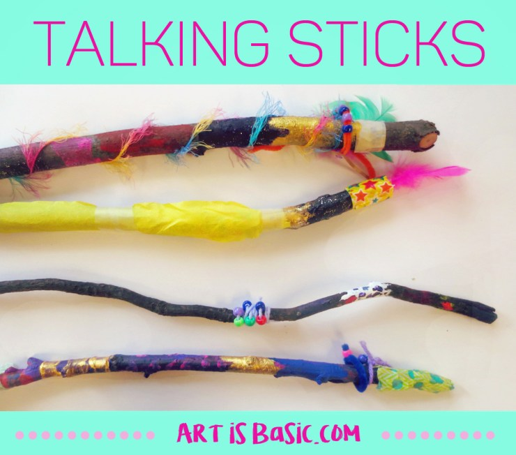 Talking Sticks