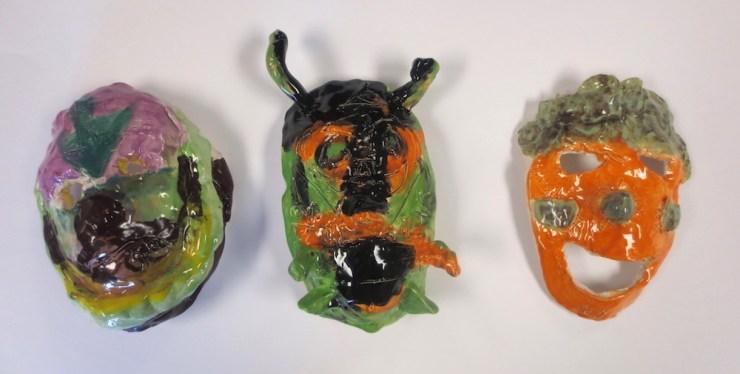 Clay Masks2