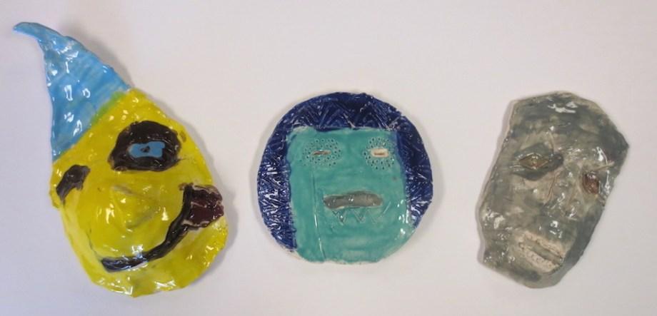 Clay Masks3