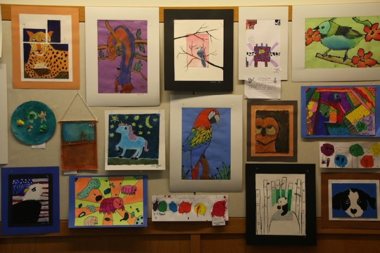 12Fine Arts Night