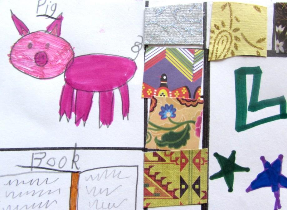 Faith Ringgold Quilt Art Project