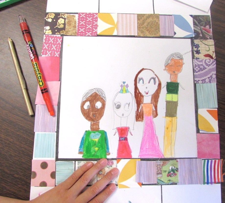 Faith Ringgold Quilt Printable Art Project