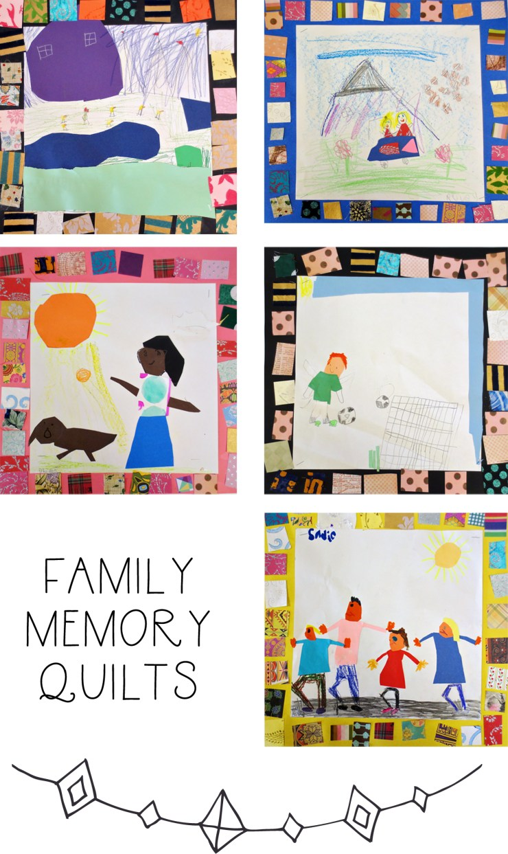 Family Memory Quilts