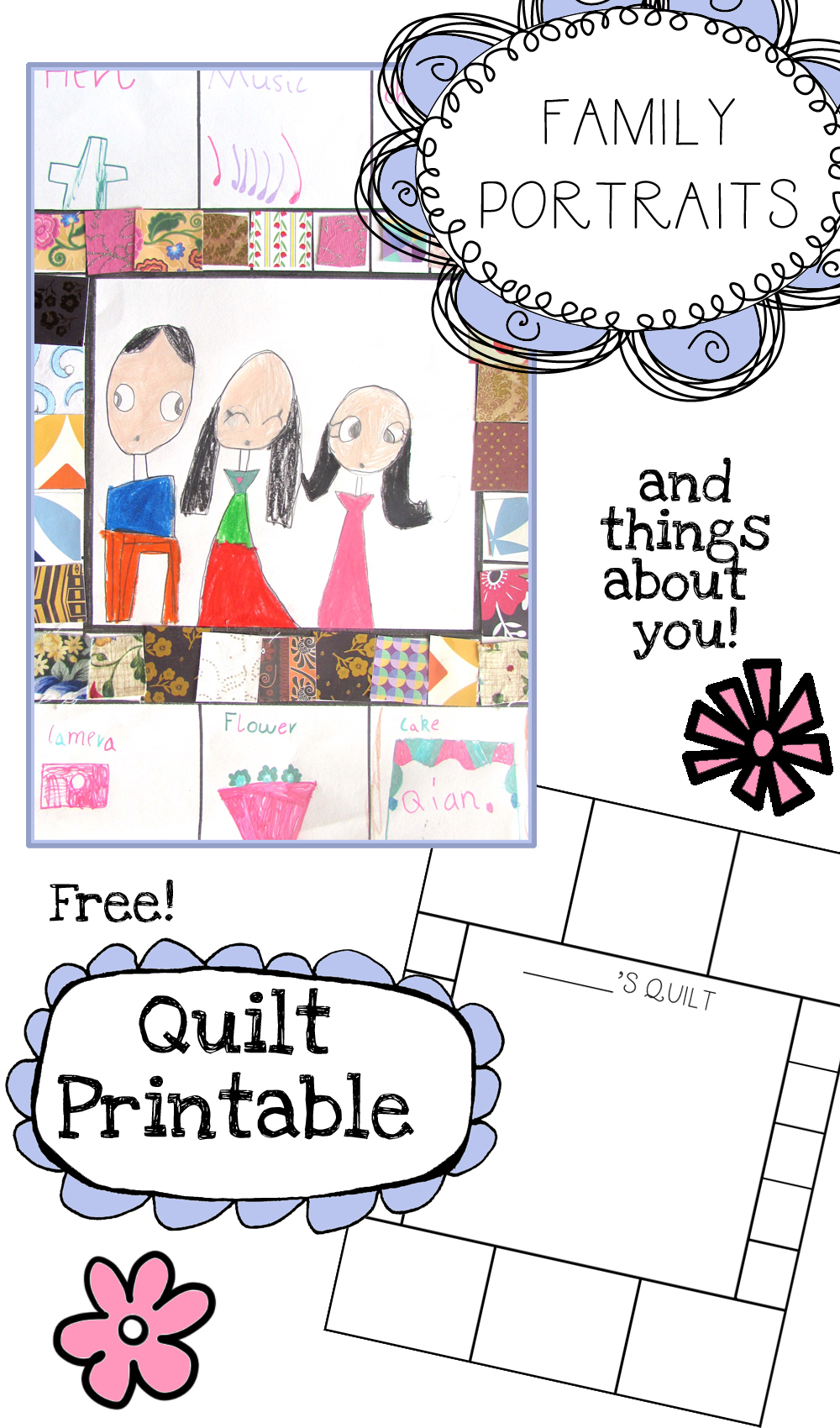 It's just a picture of Free Printable Quilt Templates intended for machine quilting