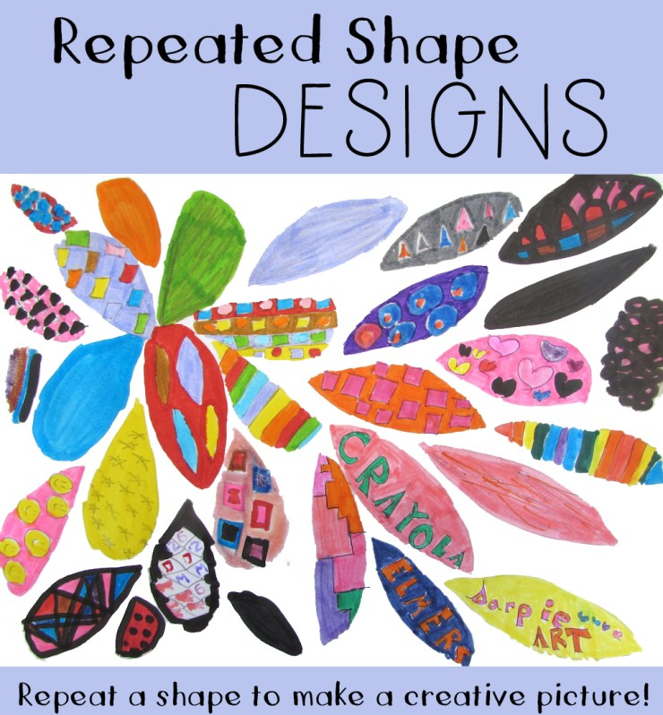 Repeated Shape Designs