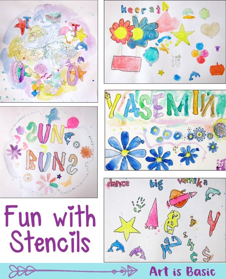 Fun with Stencils