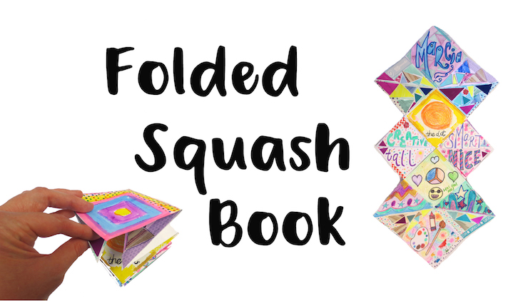 all about me foldable squash books  u2013 art is basic