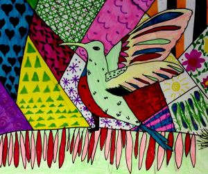 Romero Britto Inspired Animals