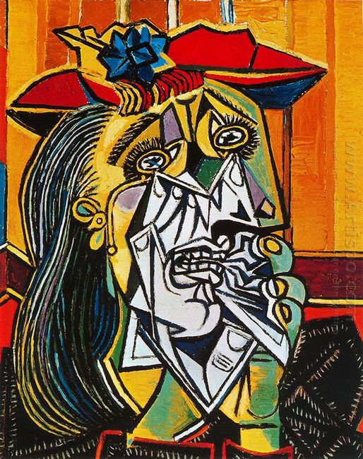Crying Woman 1937
