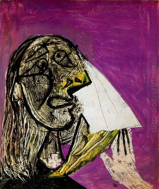 Crying Woman 1937