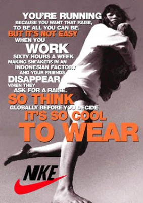 AdBusters @ Nike