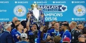 Menjadi Juara, Setiap Pemain Leicester City Dapat Rp 192 Juta untuk Berjudi