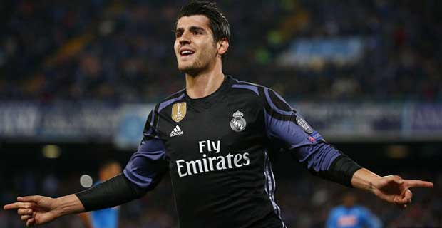 Real Madrid Akan Rugi Besar Bila Melepas Morata