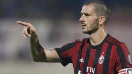 Sandang Predikat Kapten AC Milan, Bonucci Dianggap Tidak Pantas