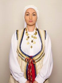 Greek Woman