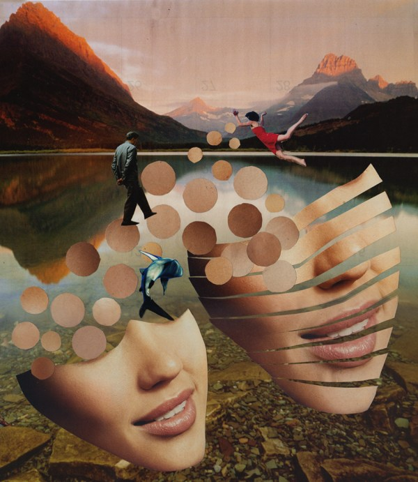 Famous Collage Artist Art
