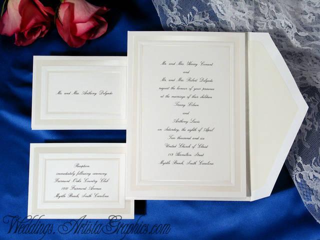 Birchcraft Wedding Invitations May Inspire You To Make Sensational Design