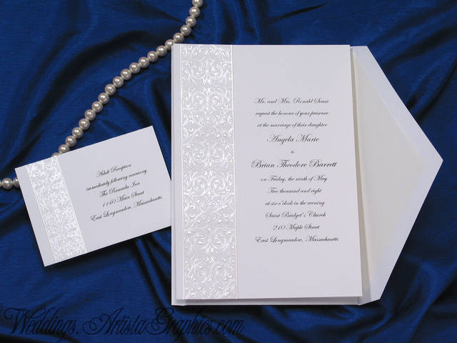 Wedding Invitations  Birchcraft Studios 4