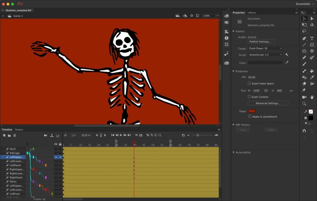 Adobe Animate CC 2019 - v19.1.1349 - Artista Pirata