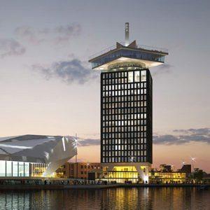 Locatie Artist Capitol ADAM Toren Amsterdam