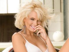 Playboy November 2012 Playmate Britany Nola Loves Music