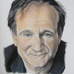 portrait-pastel-robin-williams