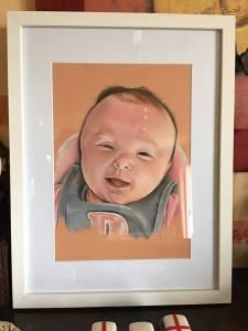 tableau de bébé