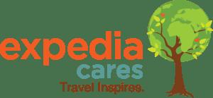 Expedia cares