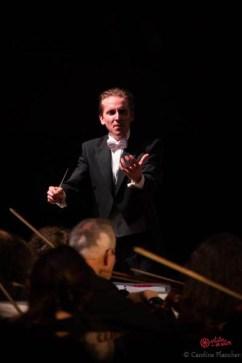 Franck Chastrusse-Colombier, Chef d'Orchestre