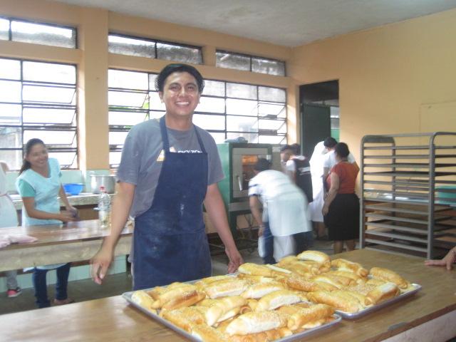 Formation à la boulangerie