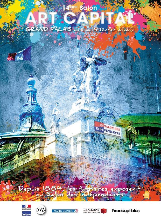 Art Capitale 2020 SDI Affiche