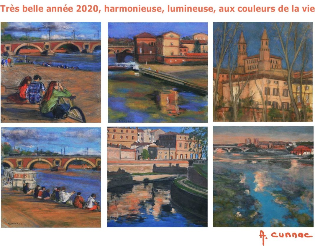 Annette Cunnac, Toulouse (31)