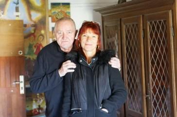 Pizarre et Elisabeth Filippi. Crédit: F. Thiaucourt